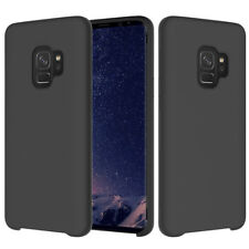 Galaxy S9 Case, Soft Liquid Silicone Protective with Soft Microfiber Lining