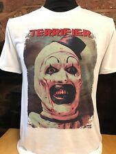 Terrifier Art The Clown t-shirt - Mens & Women's sizes S-XXL - Cult Horror