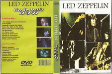led zeppelin live in seattle 1977 wdvds the who rolling stones
