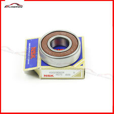 1 Pcs New Nsk Hps 6202 Ddu 2rs Cm Rubber Seals Ball Bearing Japan 15mm X 35x11mm