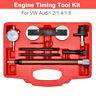 For VW AUDI Seat Skoda 1.2/1.4/1.6 Engine Timing Crank Cam Locking Tool Kit UK
