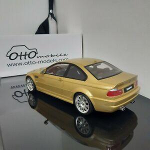 Bmw M3 E46 Phoenix yellow OTTO mobile 1:12