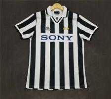1995-97 Juventus Home Retro Soccer Jersey