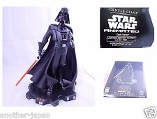 USED Star Wars Gentle Giant DARTH VADER Animated Limited Maquette statue F/S
