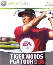 Tiger Woods PGA Tour 08 (Microsoft Xbox 360)