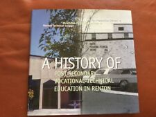 A History Of Post-Secondary Vocational-technical Education In Renton Washington