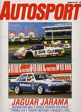 Autosport 26 Mar 1987 - Jarama Sports Prototypes, Monza WTCC, Modified racing