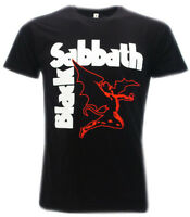 T-Shirt Heavy Metal Black Sabbath