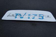 LAMBRETTA TV175 Rear Frame Seat Badge 3-Dimensional