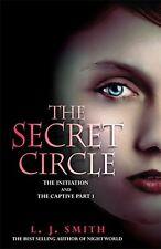 Círculo secreta: iniciación y el cautivo V. 1, L J Smith | Libro De Bolsillo | 978
