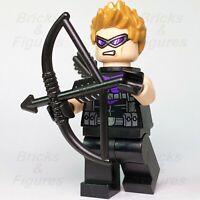 New Marvel Super Heroes LEGO® Hawkeye with Goggles Avengers Minifigure 76143