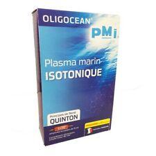 Plasma marin isotonique René quinton 20 ampoules oligocean