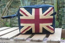 Union Jack Washbag