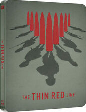 The Thin Red Line (Limited Edition Blu-Ray Steelbook) starring Sean Penn