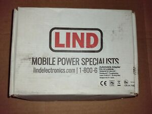 Lind CF-LNDDC80 Car Power Adapter For Panasonic ToughBooks