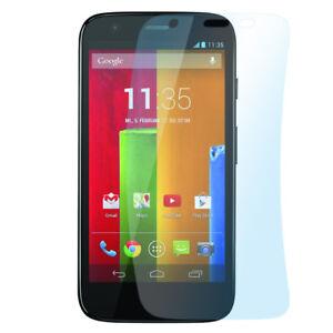 3x Matt Schutz Folie Motorola Moto G Anti Reflex Entspiegelt Display Protector
