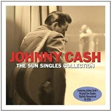 Sun Singles Collection by Johnny Cash (CD, Sep-2014)