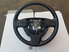 MAZDA 3 BL NEO SEDAN HATCH 2009-2011 STEERING WHEEL AND CONTROLLERS