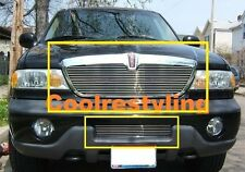 FOR 98 99 2000 01 02 Lincoln NAVIGATOR billet grille combo inserts