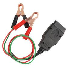 Car Diagnostic Connector OBDII OBD2 ECU Power Interface Connector Memory Saver