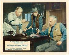 Sans Nom Sur The Bullet Audie Murphy Charles Drake Original Lobby Carte