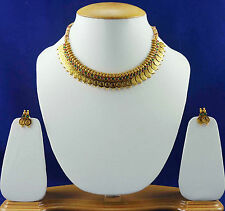 Emerald Gold Ginni Ruby Jewellery Necklace Free Shipping Earrings Sets SSC38