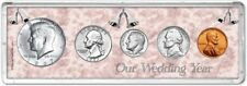 Our Wedding Year Coin Gift Set, 1967