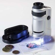 Leuchtturm (305995) Zoom-Mikroskop mit LED 20- bis 40-fach