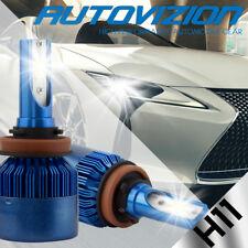 AUTOVIZION LED HID Headlight Conversion kit H11 6000K for 2010-2016 Volvo XC60