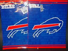 "NFL ""Buffalo Bills"" Gift Bags (2 bags) LARGE"