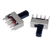 Slide Switch DPDT PCB Mount - 10 pieces ( 98B012 )