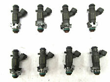 2006-2009 Infiniti M45 Oem Inyector de Combustible Juego de Ocho (8)