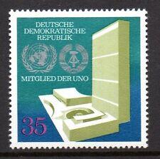 Germany / DDR - 1973 UN membership Mi. 1883 MNH