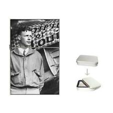 Charles Lindbergh Spirit of St. Louis Flip top lighter