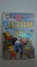 DVD LES SIMPSONS LE FILM DUREE 1H23 FRANCAIS ANGLAIS