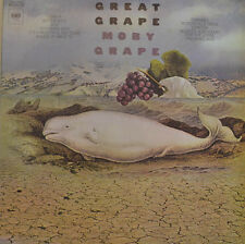 "GREAT GRAPE - MOBY GRAPE COLUMBIA C 31098 12"" LP (W 952)"
