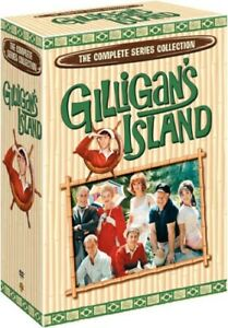 Gilligan's Island Complete Seasons 1 2 3 Series 1-3 Brand New DVD