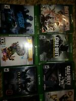 Need for Speed Xbox One.  Lot of 12 games