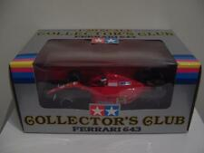 Ferrari 643 F1 1991 Jean Alesi scale 1:20 Tamiya Collectors Club NEW in Box !!