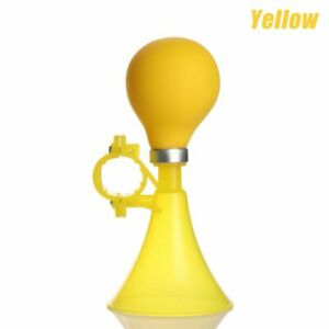 Bike Air Horn Bell Air Rubber Silicone Squeeze Cycling Bugle Retro Children Road