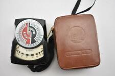 Vintage DeJur Exposure Meter