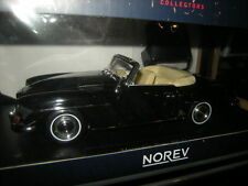 1:18 Norev Mercedes-Benz 190 SL 1957 noir/black Nº 183538 neuf dans sa boîte