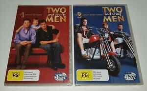 Two And A Half Men DVD Seasons 1,2,3,4,5,7 & 8 (24-Discs) - Brand New & Sealed