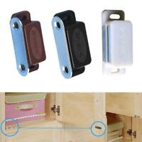 3Pcs Magnetic Door Catches For Home Kitchen Cabinet Cupboard Wardrobe Latch Top