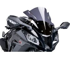 Puig Racing Windscreen 1997-2006 Honda CBR1100XX Super Blackbird Smoke / 0283H