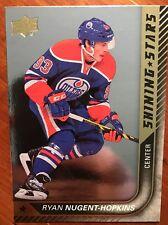2015-16 Upper Deck Hockey Series 1 Shining Star Ryan Nugent Hopkins #SS-26