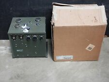 MEP 006A SPECIAL RELAY ASSEMBLY 84-1015 60KW 400Hz 5945-01-253-0357 NEW