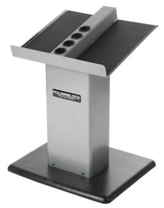 PowerBlock Large Column Stand Silver - NEW!