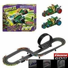 Carrera Go!!! Teenage Mutant Ninja Turtles Ninja Boost 1:43 Slot Car Track Set