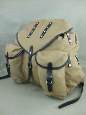 WWII WW2 World War 2 Finland Finnish Backpack Rucksack Bag Tan